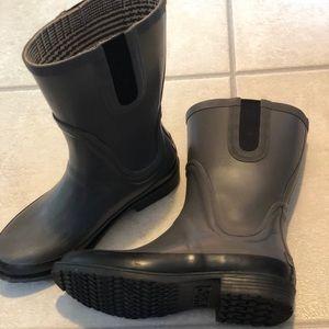 LLBEAN Wellies rain boots, mid height